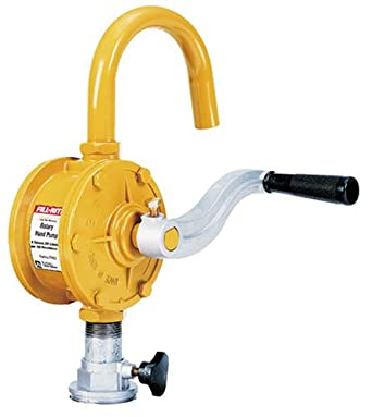 Fill-Rite SD62 Hand Pump Rotary 2-Vane Curved Spout