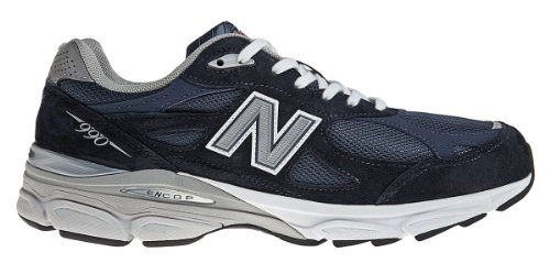 New Balance Men's M990NV3 Running Sneakers (8.0 D(M) US) (Mens 990 Running Sneaker)