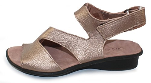 Arche WomenS Saossy in antico fast metal pearlized leather - metallic blush - size 36 M Ob51jV38