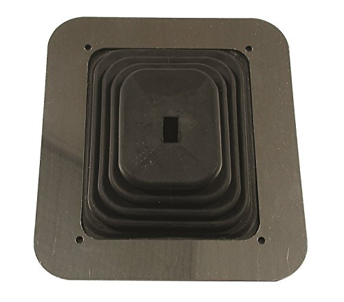 - Mr. Gasket 1652 Large Square Shifter Boot
