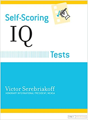 Self-Scoring IQ Tests (Self-Scoring Tests): Victor