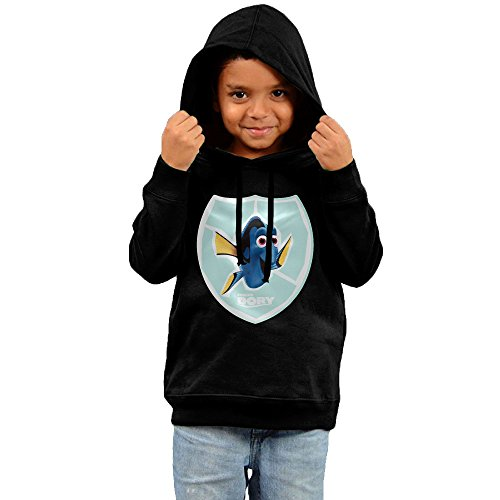 Finding Nemo Dory Hot Cotton Hooded Sweatshirts For Toddler Kid