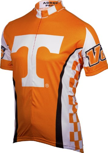 Adrenaline Promotions Tennessee Cycling Jersey,X-Large, - Tennessee Cycling Jersey