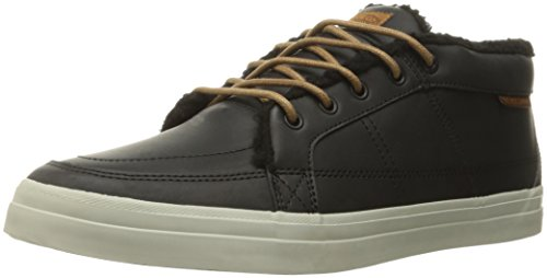 Sherpa Skateboarding Men's Black DVS Rivera Horse Leather Shoe Crazy HT1PwqnECw