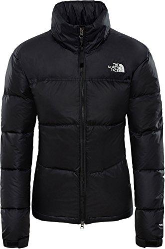 (The North Face 1996 Retro Nuptse Jacket - Women's TNF Black X-Large )