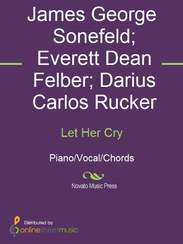 Let Her Cry Kindle Edition By Darius Carlos Rucker Everett Dean