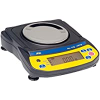 A&D EJ-410 Precision Lab Balance 410gx0.01g,pan size 4.3, Compact Portable Jewelry Scale,5 year warranty,New