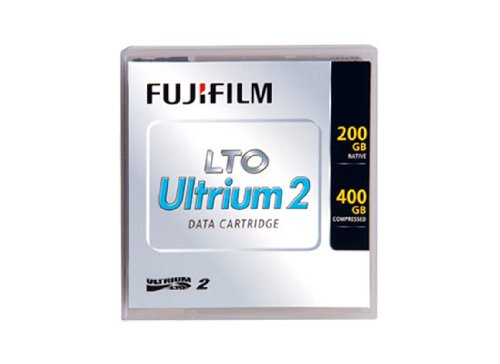 Fuji LTO Ultrium G2 LTO Ultrium x 1 200 GB storamedia (93288P) Category: Backup Tapes and Cartridges