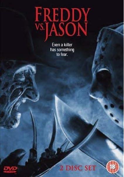 Freddy Vs. Jason [Reino Unido] [DVD]: Amazon.es: Ken Kirzinger ...