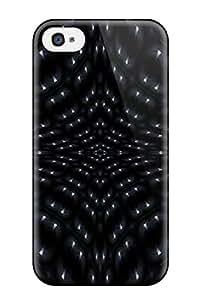 jack mazariego Padilla's Shop Dark Durable Iphone 4/4s Tpu Flexible Soft Case