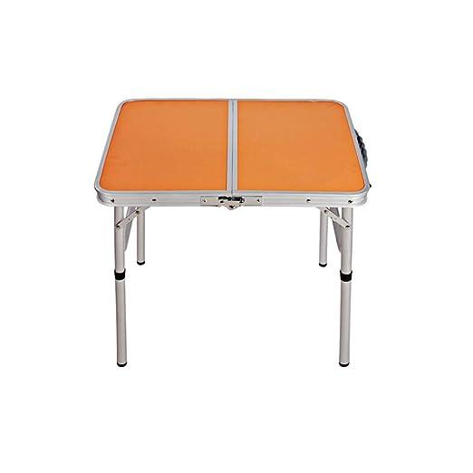 YINJIU 60 * 45 * 55 cm Mesa de Escritorio portátil Plegable Mesa ...