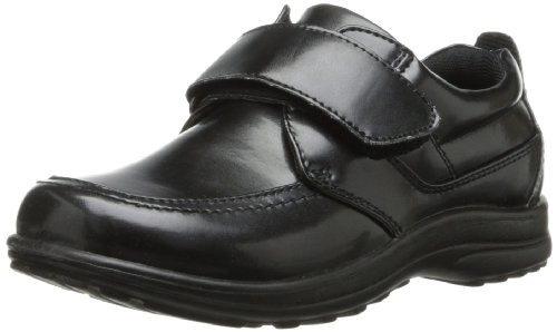 French Toast Cole Oxford (Toddler/Little Kid/Big Kid),Black,4 M US Big (Black Dress Uniform Shoes)