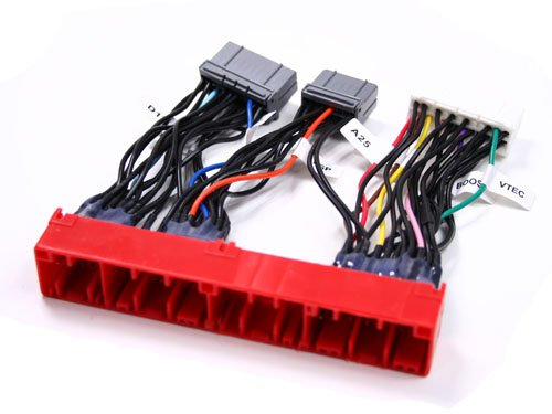 Transmission Jumper Wiring (OBD2A TO OBD1 JUMPER WIRE CONVERSION HARNESS FOR HONDA / ACURA MANUAL TRANSMISSION)