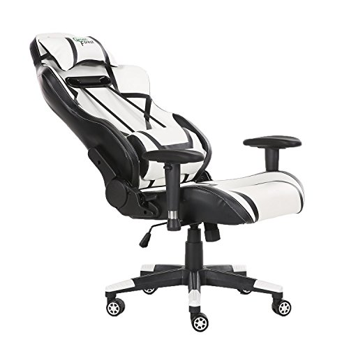 41W6rkO5tKL - GreenForest-Ergonomic-Computer-Gaming-Chair-Racing-Style-High-Back-Large-Size-Well-Padded-PU-Leather-Swivel-Office-Chair