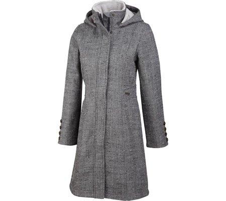 Merrell Geraldine Long Softshell - Chaqueta técnica para mujer, color gris, talla L: Amazon.es: Ropa y accesorios