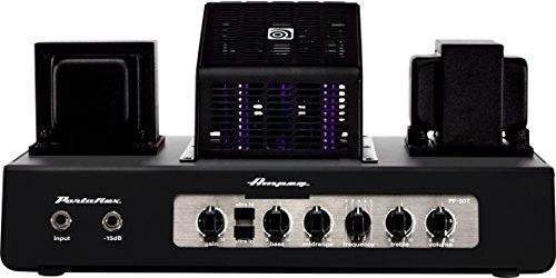 Ampeg Bass Amplifier Head, Black, 50-Watt Tube (PF-50T)