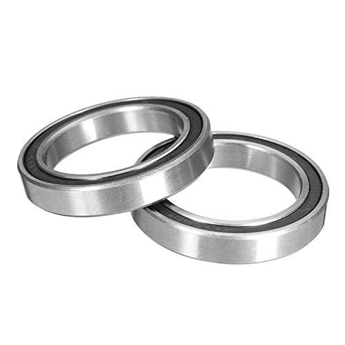 Ochoos 2pcs Ceramic Ball Bearing Fit Sram Rotor BB30//PF30//BB 386//BB Right Bottom Bracket