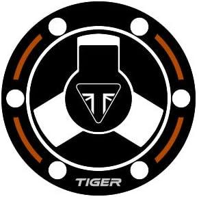 XR Black XCA XRA M PROTECCI/ÓN DE Tapa DE Combustible Resina 3D Tiger 800 XCX XRT 2018-2019 GP-637