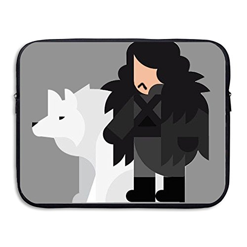 Custom New Design Game Of Thrones Anti-shock Laptop Sleeve Case 15 Inch (Call Of Duty Laptop Skin)
