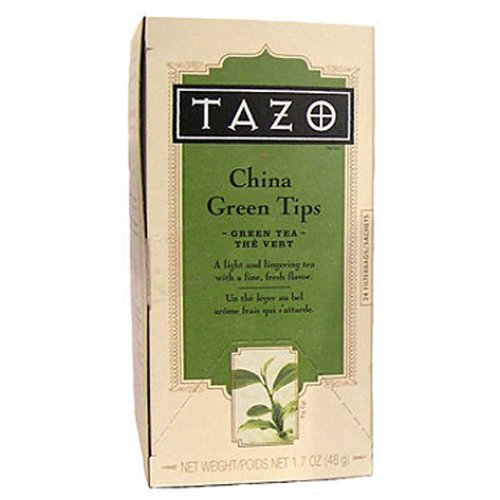 Tazo Tea Bags - China Green - 24 ct. - 6 pk. -