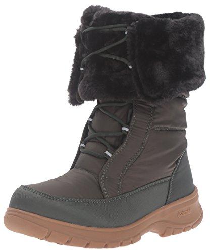 Kamik Seattle2 Kaki Boot Women's Snow qw76w8F