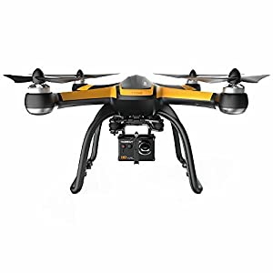 HUBSAN H109S X4 Drone GPS 5.8GHz FPV With 1080P HD Camera 6 Axis Gyro and 1 Axis Gimbal Rotation RC Quadcopter Standard Edition from Hubsan
