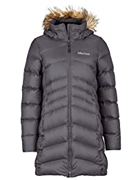 Marmot Montreal Women's Knee-Length Down Puffer Coat