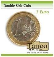 Moneda doble cara - 1 €: Amazon.es: Juguetes y juegos