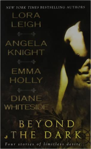 Image result for beyond the dark angela knight book cover