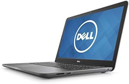 Dell Inspiron i5767-0018GRY 17.3-Inch HD+ Laptop (7th Generation Intel Core i5, 8GB RAM, 1TB HDD)