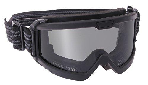 Goggles, Black/Smoke ()