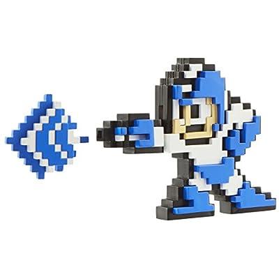 Megaman Classic 8-Bit Figure 2-Pack (Mega Man Vs. Fire Man): Toys & Games