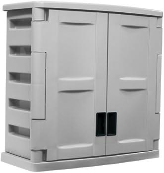 Suncast Utility 2-Door Wall Cabinet