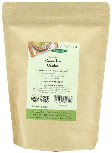 Price comparison product image Davidson's Tea Bulk,  Green Tea Garden,  16-Ounce Bag