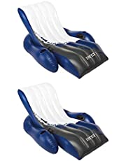 Enters 58868 Floating water raft with backrest