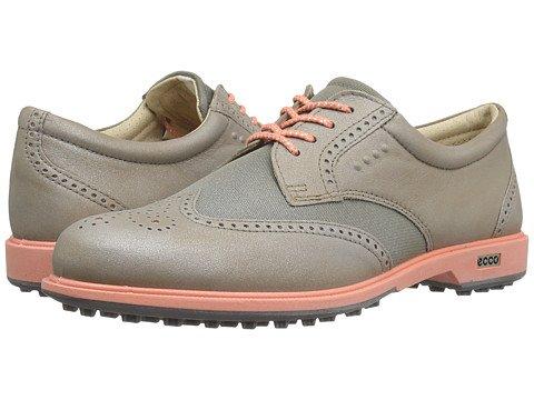 (エコー) ECCO レディースゴルフシューズ靴 Classic Hybrid III [並行輸入品] 41 (US Women's 10-10.5) (n/a) B - M Navajo Brown/Warm Grey B0727SXJQV