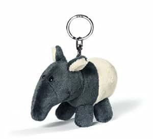 Nici 33016 - Llavero de tapir de peluche