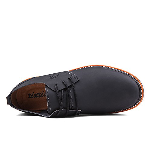 Salabobo - Botas hombre negro