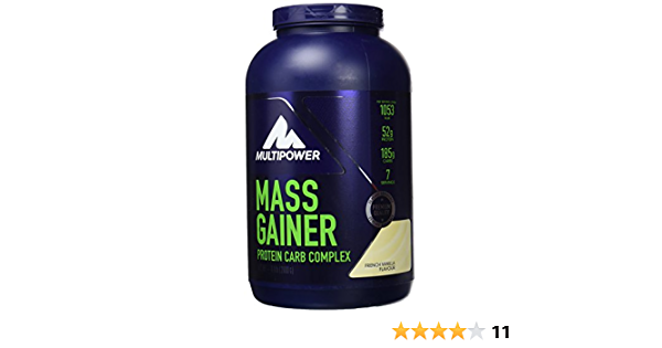 Multipower - Mass Gainer Complex Protein/Carb Choco 2 Kg, color 0