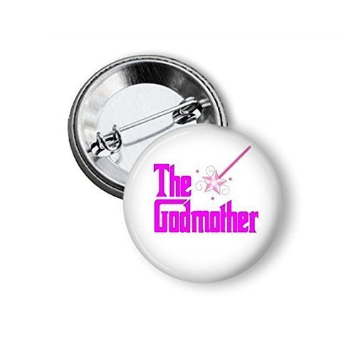 Pin Godmother (Godmother Button)