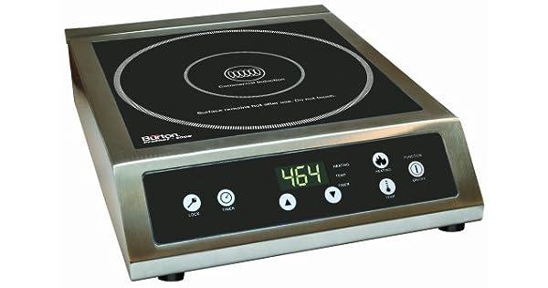 Amazon.com: Max Burton 6530 Maxi-Matic Prochef 3000-watt ...