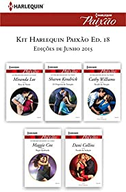 Kit Harlequin Harlequin Jessica Especial Jun.15 - Ed.18 (Kit Harlequin Jessica Especial)