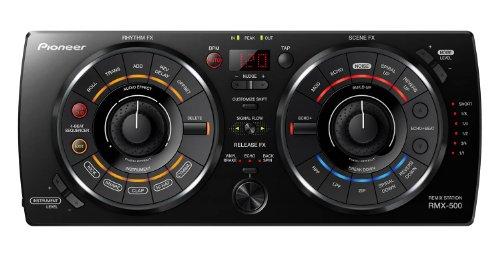 (Pioneer DJ DJ Mixer, Black (RMX-500))