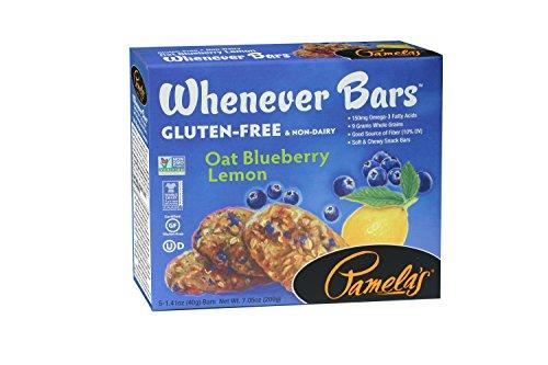 gluten free breakfast bars - 8