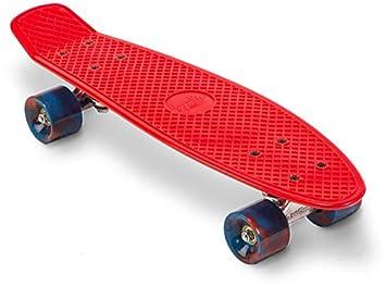 Street Surfing the original playa Board – Tabla de skate (Surf patrulla en rojo con