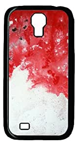 Black PC Case Cover for Samsung Galaxy S4 I9500 Hard Single Back Phone Shell Skin Samsung Galaxy S4 I9500 with Don not cut a good time