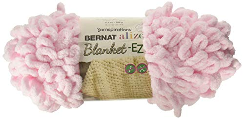 Bernat Blanket Alize EZ Powder - Yarn Loop