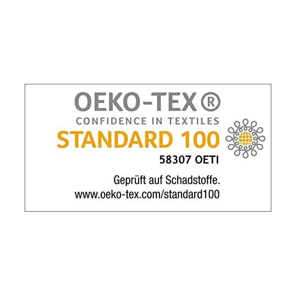 Delindo Lifestyle® Telo mare TROPICALE SOLE ROSSO, 100% coton, fatto di cotone egiziano di alta qualità, 100x180 cm… 4 spesavip