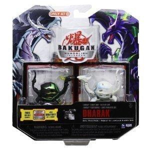 Bakugan Dharak Evil Twin Pack by Bakugan - Bakugan Evil Twin