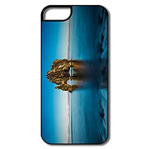 Design Popular Silicone Ocean IPhone 5/5s Case For Birthday Gift